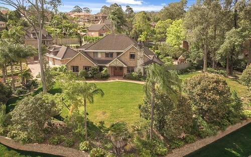 2 Cottonwood Pl, Castle Hill NSW 2154