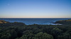Petrov greets the Moon (OzzRod) Tags: moonrise ocean forest canopy beach dusk drone quadcopter dji phantom3a djifc300s barraggabay