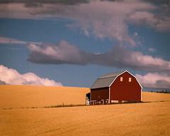 IMG_4027-591 (Marvin M) Tags: barn palouse red washington
