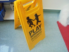DSC01373 (classroomcamera) Tags: school classroom yellow sign signs signage traffic child children kid kids playborhood neighborhood neighbor neighbors neighborhoods red tail tails floor floors flooring ground below up down above angle angles closeup car cars black silhouette silhouettes