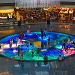 Playground of light and sound in The Shoppes at the Marina Bay Sands in Singapore thumbnail