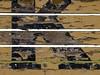 K (Jan R. Ubels) Tags: zinkerbord e300 foto pieterrogpad pieterpad loopjes olympuse300 olympus flickr 2005 k geel yellow bord sign hout wood