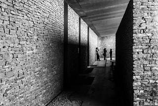 three sisters / stuck in between the walls