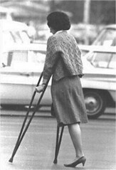 1960s Kitten Heel Amputee 2 (jackcast2015) Tags: handicapped disabled disabledwoman cripledwoman onelegwoman oneleggedwoman monopede amputee legamputee crippledwoman