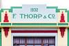 Thorp's Building (tewahipounamu) Tags: artdeco hawkesbay nzhptcategoryii napier neuseeland newzealand newzealandhistoricplacestrust pouheretaonga