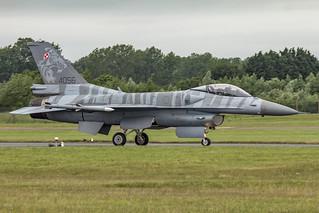 4056 - Lockheed Martin F-16C Fighting Falcon - Polish Air Force