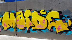 Maid... (colourourcity) Tags: streetart streetartaustralia streetartnow graffitimelbourne graffiti melbourne burncity awesome colourourcity nofilters original maide maid ladykillerz