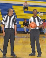D205576A (RobHelfman) Tags: crenshaw sports basketball highschool losangeles hollywood playoff girls referees