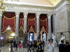 West Portion of South Colonnade in National Statuary Hall (Autistic Reality) Tags: houseofrepresentatives hall hallofthehouse oldhallofthehouse statuaryhall oldwing housewing nationalstatuaryhall oldhousewing dmv dc washingtondc washington building structure architecture interior inside indoors capitol us usa unitedstates unitedstatesofamerica america uscapitol capitolbuilding uscapitolbuilding legislature legislativebranch congress uscongress cityofwashington districtofcolumbia district columbia unitedstatescapitol unitedstatescongress legislative branch government democracy usgovernment unitedstatesgovernment house housechamber oldhousechamber oldchamber chamber nationalstatuaryhallcollection statuaryhallcollection statuary collection sculpture