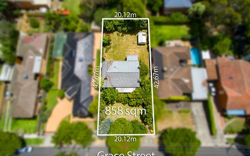 8 Grace St, Mont Albert VIC 3127