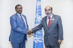 24912_0183 (FAO News) Tags: arc africa regionalconference sudan bilateralmeetings highlevelvisits fao directorgeneral khartoum
