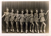 vintage skipping girls (BasiliskSam) Tags: girls dancinggirls skipping ropes costumes
