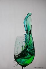 splash (nuri_bri) Tags: splash congelarimagen liquid liquido congellarlaimatge verd verde green