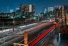 Tokyo Electric #4 (petestew) Tags: tokyo japan long exposure railway rail jr line subway lines night cityscape streaks