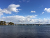 Lake Macquarie (syf22) Tags: australia newsouthwales downunder lakemacquarie water sky loch pool yacht boat leisurecraft