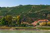 A Winery just west of Spitz (fotofrysk) Tags: winery vineyard buildings donauriver thedanube river trees green hills easterneuropetrip melkkremscruise austria oesterreich afsnikkor703004556g nikond7100 201709288876