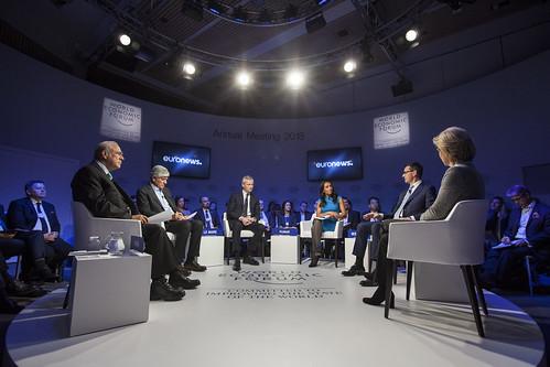 World Economic Forum Annual Meeting 2018 Public