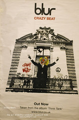 Crazy Beats. 2003. A mural, was put on a wall of a privately-owned building in London's Stoke Newington, featured a parody of The Royal Family waving from a balcony. H (softferncom) Tags: auckland banksy sergiybondar theartofbanksyexhibition girlandballoon laughnow girlwithredballoon happychopper pulpfiction trolleyhunters rudecopper katemoss flag loveisintheair stevelazarides famousgraffiti banksy'siconicworks