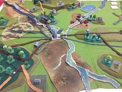 1 Carentan battlefield looking north (bbbchrisp) Tags: carentan normandy 1944 wargame battle scenario bbb bloody big battles 6mm