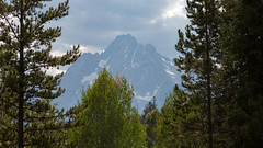 Grand Teton (string_bass_dave) Tags: flickr wyoming grandtetonnationalpark grandteton landscape outdoor wy clouds moran unitedstates us