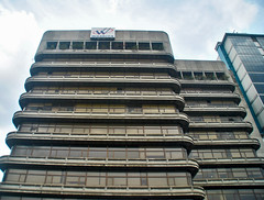 Kantor Pusat Waskita (Ya, saya inBaliTimur (leaving)) Tags: jakarta building gedung architecture arsitektur office kantor