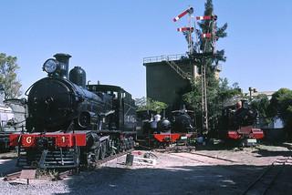 Mile End Railway Museum