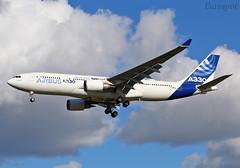 F-WWCB (@Eurospot) Tags: fwwcb airbus a330 a330200 toulouse blagnac
