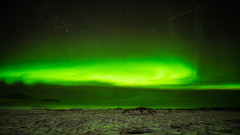 Heavy Aurora Borealis (Flip_Over) Tags: island iceland aurora borealis polarlicht nordlicht northernlights special moment green sonya7ii a7ii