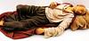 pastor con sieño (M. Martin Vicente) Tags: belén belenes colecciónbasabtamartín exposicióninternacionaldebelenes laarganzuela legazpi madrid nochedeamor