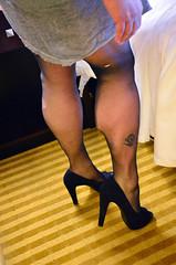DSC_0016jj (ARDENT PHOTOGRAPHER) Tags: muscular calves flexing muscle legs muscularwoman