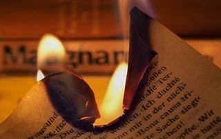 Fahrenheit 451 - by Ray Bradbury