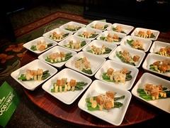Grilled Asparagus Caesar Salad
