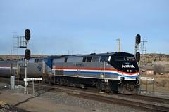 "Amtrak Train #4 ""Southwest Chief"" (redfusee) Tags: amtk"