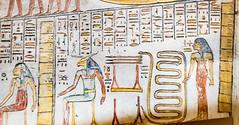 Tomb of Ramesses V-VI (kairoinfo4u) Tags: egypt tomboframessesvi thebes luxor valleyofthekings tomboframsesvi égypte egitto egipto luxorwestbank unescoworldheritagesite ancientthebes ägypten talderkönige ramsesvi