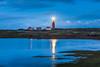 Lighthouse (Snoeijer) Tags: lighthouse dunes landscape winter season nature nationalpark reflections longexposure light holland bluehour dutch netherland texel island dunesoftexelnationalpark waddenisland water