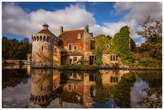 Scotney Castle - Lamberhurst, Kent UK