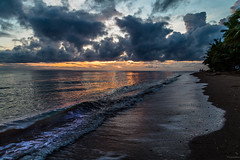 011 (waynetywater) Tags: ngc sunrise beach ocean palm philippines surf morning light dawn clouds water
