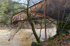 DSCF3274.jpg (RHMImages) Tags: xt2 moss 23mm landscape bridge river southyuba fuji coveredbridge bridgeport pennvalley statepark fujifilm nevadacounty