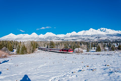350 003 (michalvboh) Tags: train trains transport traveling tatry rail railway railroad railways rails hightatras slovakia slovensko
