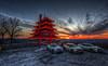 Honda Accord, Civic Type R, Civic SI (Noah L☮VE J☺Y) Tags: honda typer civic accord coupe hdr pagoda