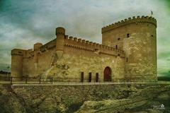 Castillo de Arévalo (Spain) (Marcial Carretero) Tags: castillo fortress fortaleza forteresse castle castillayleón ávila fort textura texture château schloss españa spain espagne spanien