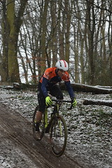 DSC_0186 (sdwilliams) Tags: cycling cyclocross cx misterton lutterworth leicestershire snow