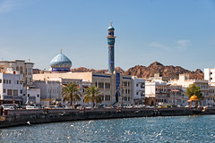 Old Town Muttrah, Muscat, Oman (CamelKW) Tags: omanfeb2016 oldtown muttrah muscat oman