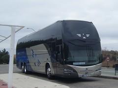 Beulas Glory Volvo de Meroño (Bus Box) Tags: beulasglory volvo autocaresmeroño autobus bus pisocorrido murcia universidad