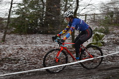 DSC_0084 (sdwilliams) Tags: cycling cyclocross cx misterton lutterworth leicestershire snow