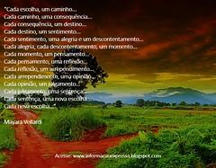 Pensamento, reflexão, inspiração... (mayara_vellardi) Tags: pensamento reflexão frase inspiração poema vida
