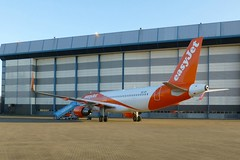 OE-IZF at Stansted - 22 February 2018 (John Oram) Tags: stansted egss stn easyjeteurope a320 oeizf easyjet tz30p1040906ce