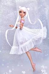 (4arllin) Tags: bjd minifee mnf celine doll alpaca wig fairyland tan toy