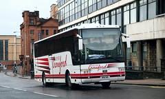 Crawford, Neilston NSK919 (busmanscotland) Tags: crawford neilston nsk919 nsk 919 vdl sb4000 van hool alizee t9 galloway mendlesham yj05pxt yj05 pxt rb travel kettering lku734 lku 734 henry coaches scottish citylink megabus megabuscom