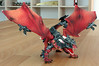 Battle Dragon ver. II (Schwanzus_Longus) Tags: schleich figure figurine toy battle dragorn armor armour armored armoured